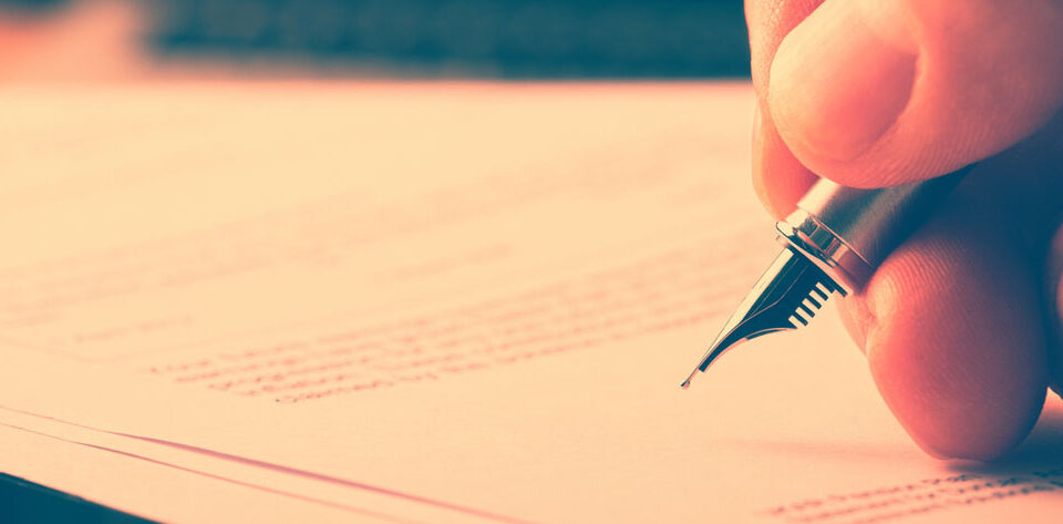 Why you should have a written partnership agreement