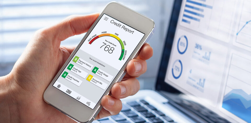 Repairing errors in your credit score